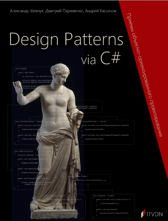 Александр Шевчук. Design Patterns via C#.