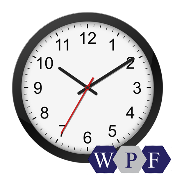 WPF Clocks